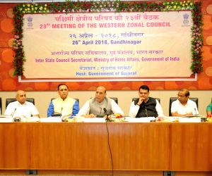 Western Zonal Council States meeting - Rajnath Singh