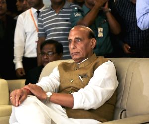 Will not allow any dilution in SC/ST Act: Rajnath