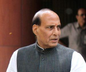 Pakistan sponsoring terror in India: Rajnath