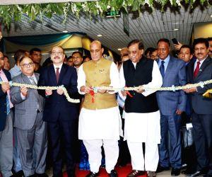 Rajnath Singh inaugurates IVAC