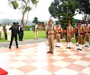 Rajnath Singh visits Uttarakhand