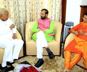 Javadekar calls on Karnataka Governor