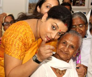 Smriti Irani inaugurates 'The Big Picture' - a photo exhibition
