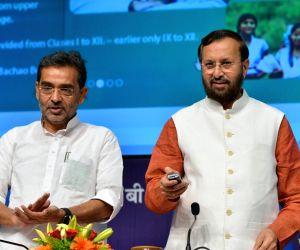 Launch of 'Samagra Shiksha