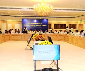 Jaitley chairs the 16th Meeting of the GST Council