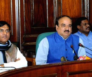 Ananth Kumar's press conference