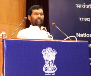 Ram Vilas Paswan  addresses at Conference of State Food and Consumer Affairs Secretaries