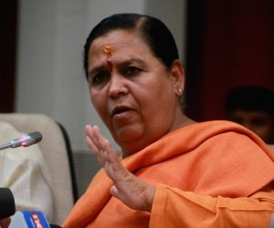 File Photo: Uma Bharti