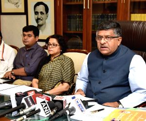 Institutionalization of Arbitration Mechanism - Ravi Shankar Prasad
