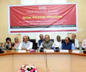 Arun Jaitley releases a book
