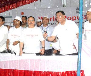 Nadda flags off 'walkathon' on World Population Day