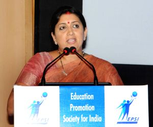 Smriti Irani at National Conference on Reforming and Rejuvenating Indian Higher Education