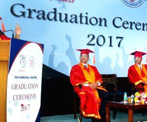 Graduation Ceremony of Tata Memorial Center - Prakash Javadekar