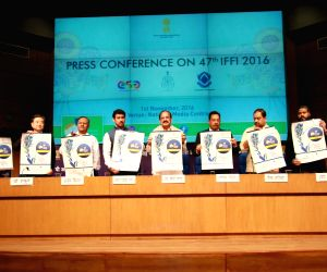 47th International Film Festival of India - press conference