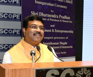 Dharmendra Pradhan inaugurates office of the Hydro Carbon Sector Skill Council