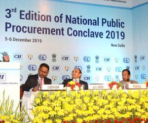 National Public Procurement Conclave - Piyush Goyal
