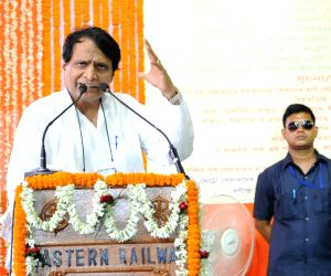 Prabhu inaugrates Railway projects