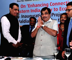 Special session on 'Enhancing Connectivity Across Eastern India – Key to Economic Growth'