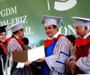 We School Convocation ceremony - Nitin Gadkari
