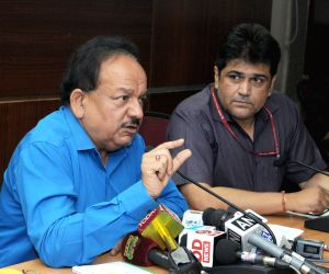 Harsh Vardhan's press conference on Global Wildlife Programme Conferences