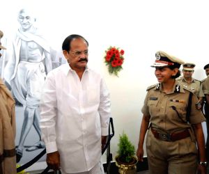 Venkaiah Naidu at National Police Academy