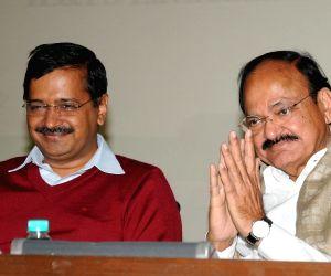 "Swachh Delhi Abhiyan"" - launch"