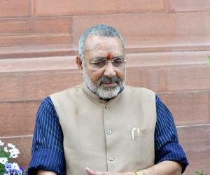 File Photo: Union Minister Giriraj Singh
