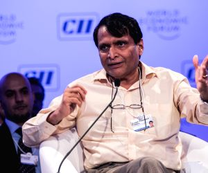 India Economic Summit 2017 - Suresh Prabhu