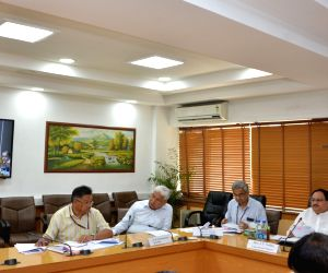 Nadda reviews preparedness for vector borne diseases