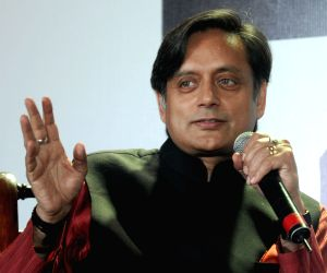 Shashi Tharoor: Humour is a big risk in political world