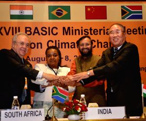 XVIII BASIC Ministerial Meeting on Climate Change