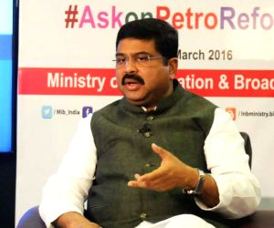 Centre working on long-term solution to fuel prices: Pradhan