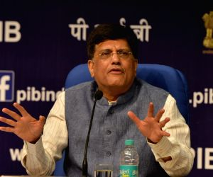 Piyush Goyal  press conference