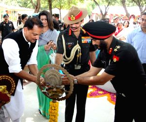 Army Skill Training Centre (ASTC) - inauguration