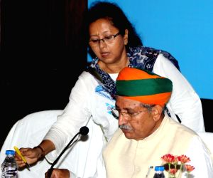 Regional Conference of Eastern States on Water Resources - Arjun Ram Meghwal
