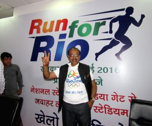 Run for Rio Olympics' - Vijay Goel