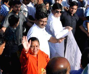 Sardar Vallabhbhai Patel's birth anniversary celebration