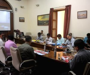 Prakash Javadekar reviews measures taken by Pune District administration to control COVID-19
