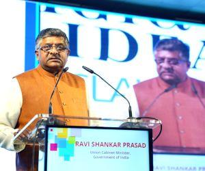 Narmada (Gujarat): India Ideas Conclave - Ravi Shankar Prasad