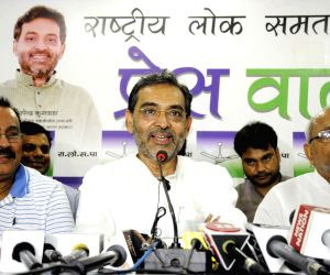 Bihar's law and order in bad shape: Kushwaha