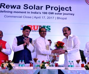 Power Purchase Agreement for Rewa Ultra Mega Solar Power Project