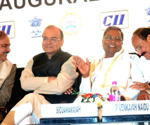 Make in India — Karnataka conference - inauguration