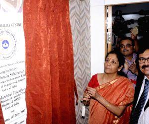 : Palanpur (Gujarat): Sitharaman inaugrates GJEPC project