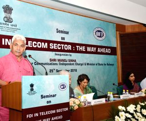 FDI in telecom sector rose nearly 5% in last 3 years: Minister
