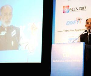 2nd CII National IOT Summit 2017 - Alphons Kannanthanam