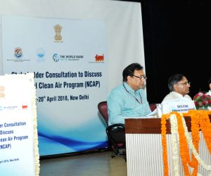 Stakeholders Consultation on NCAP - Mahesh Sharma