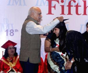 International Management Institute Convocation - MJ Akbar
