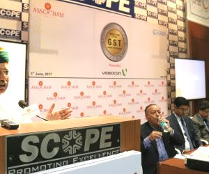 "New Delhi:""ASSOCHAM-CEAMA GST Summit for traders"