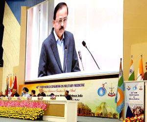 World Congress of the International Committee of Military Medicine - Subhash Ramrao Bhamre