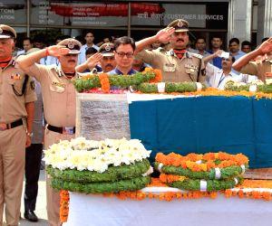 Kiren Rijiju pays tribute martyr Prem Sagar